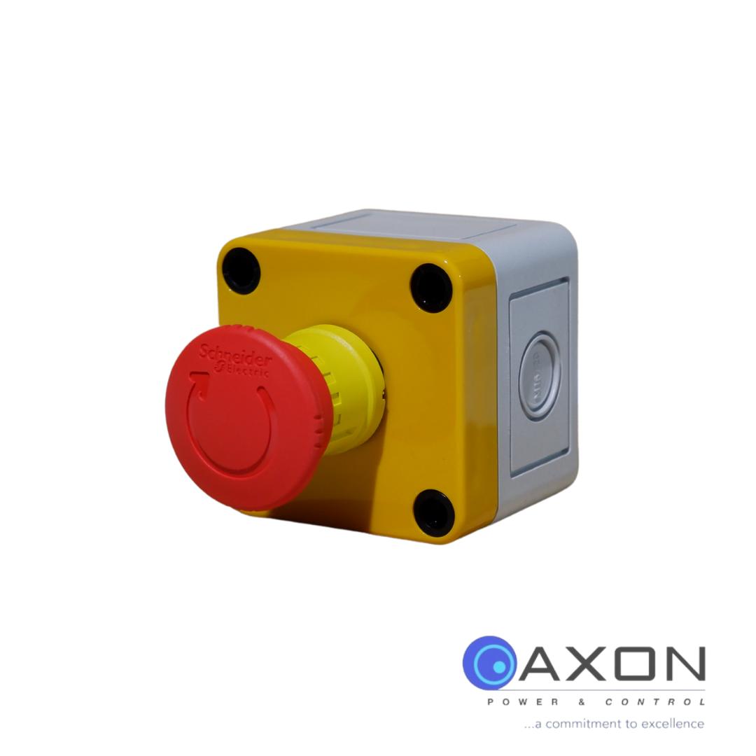 Emergency Stop Push Button (Small) Thumbnail