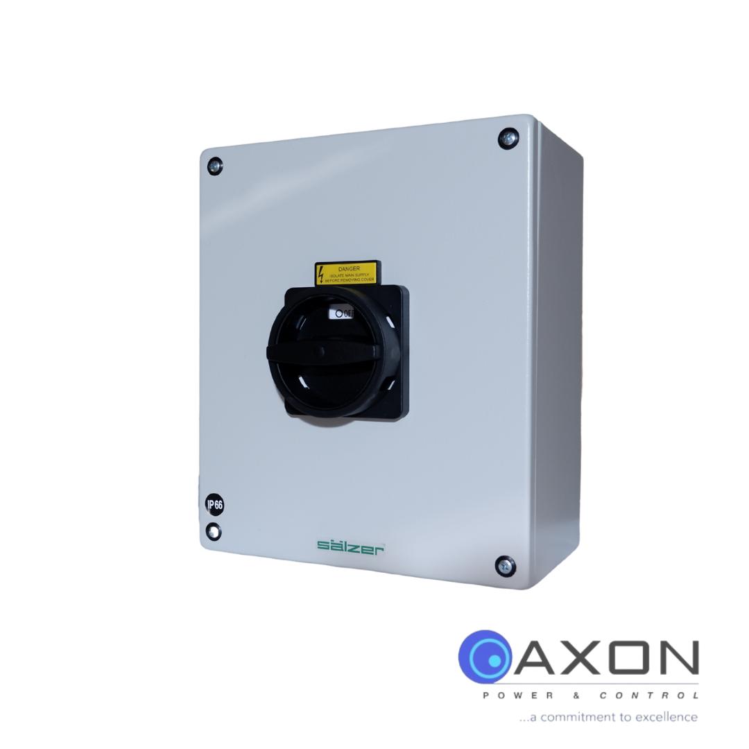 Salzer Isolator – 100A Six Pole Enclosed Thumbnail
