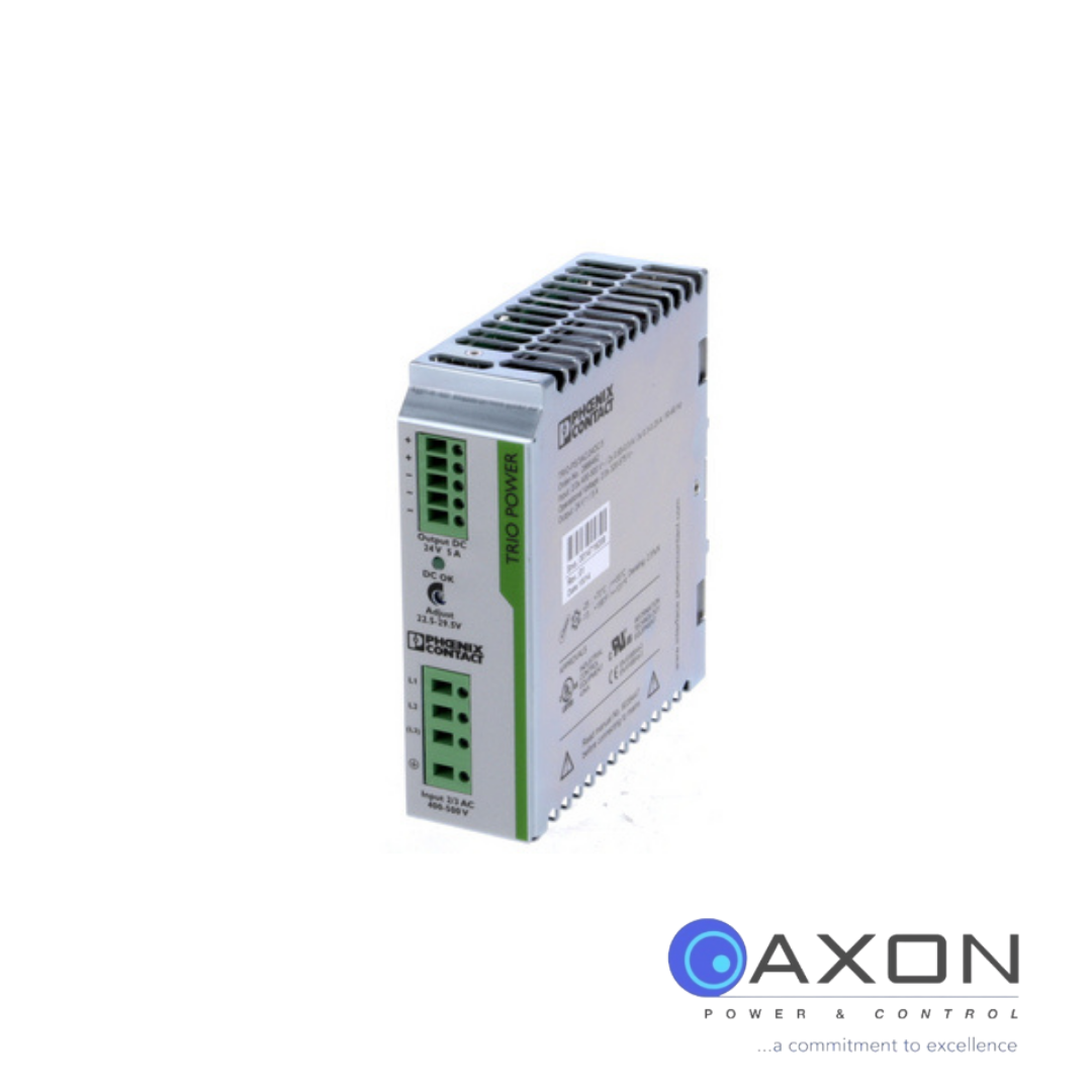 Phoenix Contact – Panel Power Supply, 3 Phase, 5A Thumbnail