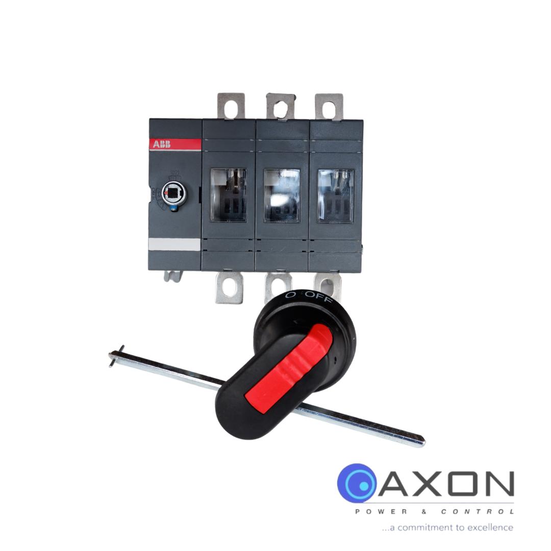 ABB Isolator, 200A 3Pole – OT200E03P Switch Disconnector Thumbnail