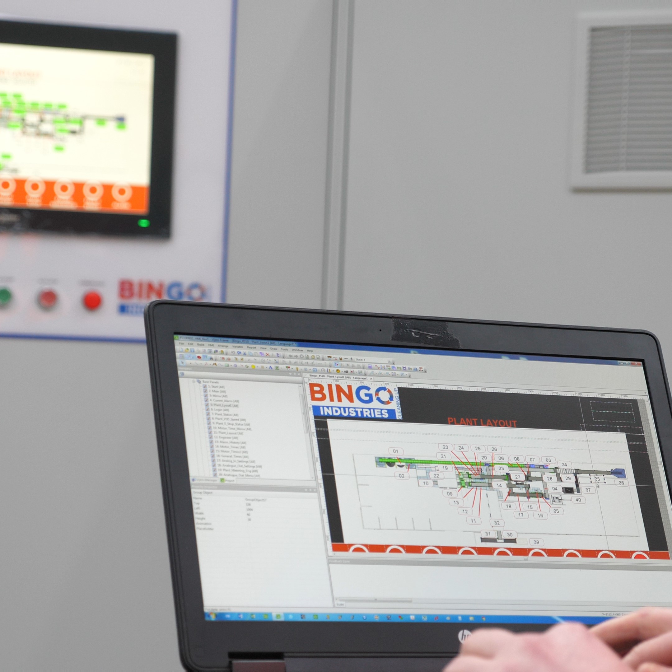PLC Automated Control Thumbnail