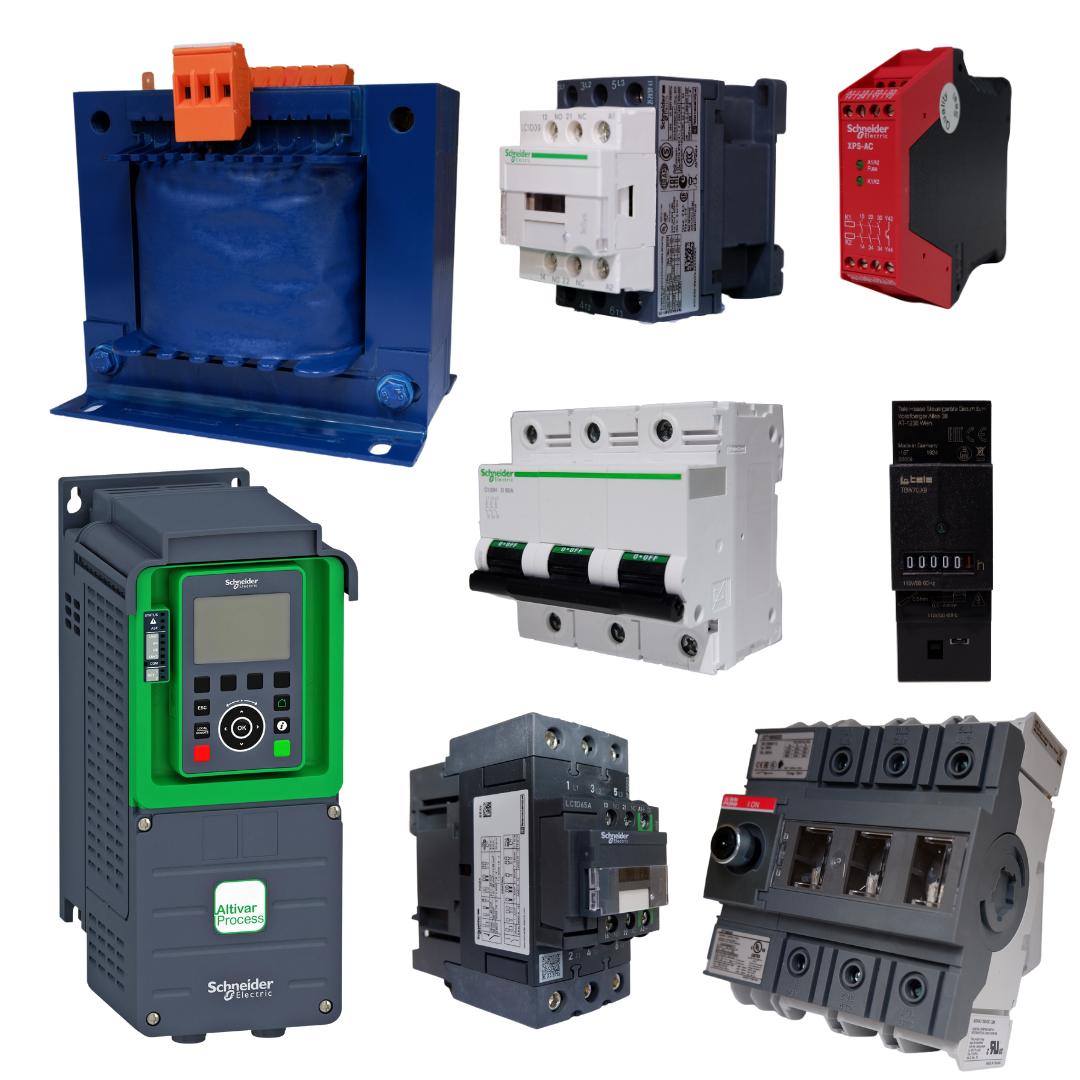 Switchgear & Distribution Thumbnail